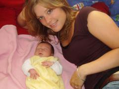 беременность после Жанина