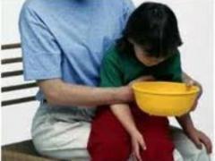 Рвота у детей 3 лет