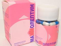Инструкция Маммолептина