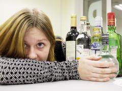 Пивной подростковый алкоголизм