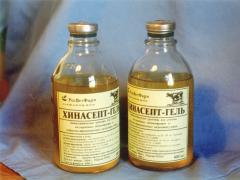 Хинозол для дезинфекции