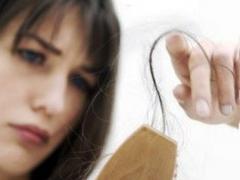резкое выпадение волос