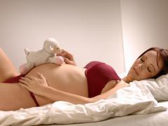 бессонницы при беременности