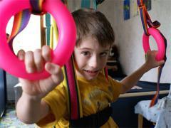 Дети с детским церебральным параличом и их реабилитация