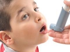 удушье при астме