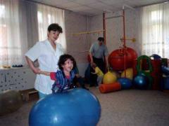 работа с детьми ДЦП