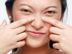 избавиться от угрей на носу