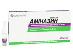 инструкция Аминазин