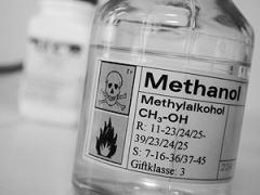 метанол - опасный яд