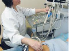 обследование гинекологических больных