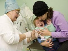 как делать прививку АКДС