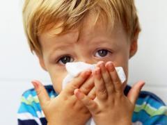 как греть нос солью
