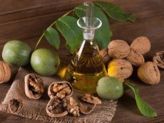 лечебные свойтсва перегородок грецкого ореха