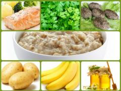 что полезно есть при повышенной кислотности желудка