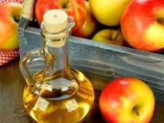 как сделать яблочнй уксус