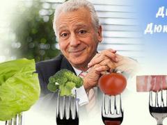 диета Дюкана подробное описание меню