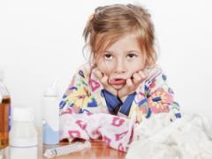 как быстро убрать насморк у ребенка
