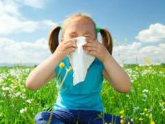чем лечить крапивницу у детей