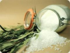 формула соли пищевой