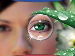 силикон гидрогелевые контактные линзы