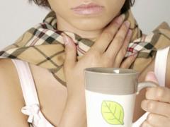 лечение ангины, Хлорофиллипт
