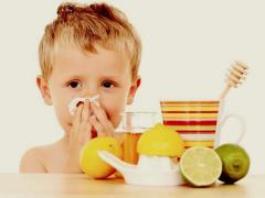 чем лечить ребенка при первых признаках простуды