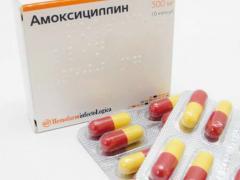 какие антибиотики пить при простуде