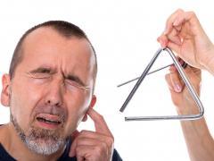 идиопатический шум в ушах
