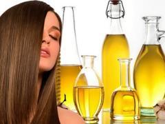 самые полезные масла для волос