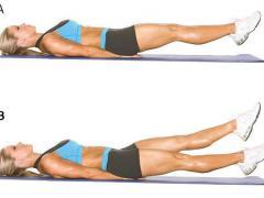 гимнастика при опущении матки
