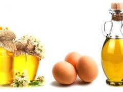 куриные яйца в косметологии