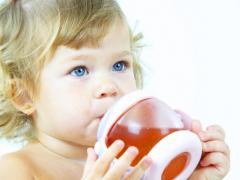 теплое питье при ангине