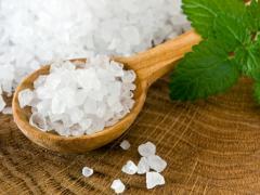 раствор морской соли
