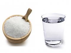 как приготовить раствор морской соли