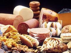продукты, содержащие плохие жиры