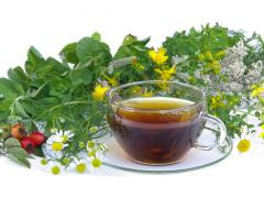 сбор лекарственных трав для полоскания горла