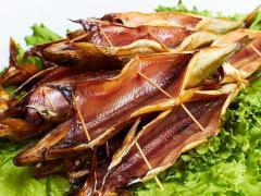 копченая рыба, калорийность
