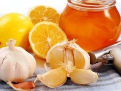 чеснок и мед против холестерина