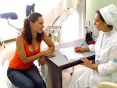 профилактика, плановые посещения гинеколога