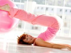 упражнения при вздутии живота