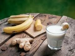 молоко с имбирем от кашля