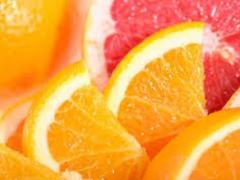 сок из грейпфрута, апельсина, лимона