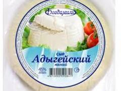 адыгейский сыр в упаковке