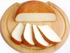 подкопченный адыгейский сыр