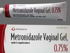 метронидазол гель