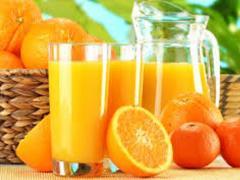 апельсиновый сок при повышенном давлении