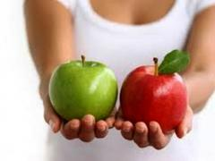 сколько железа содержится в яблоках