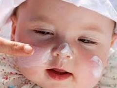 лечение сыпи на лице у младенца