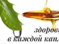 алоэ с медом для лечения желудка
