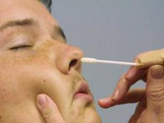 стафилококк в носу